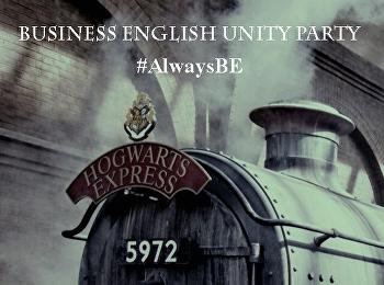 B.E. Unity Party 2018.