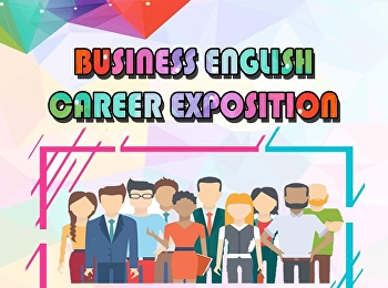 BUSINESS ENGLISH CAREER EXPOSITION
