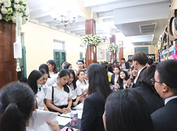 BUSINESS ENGLISH CAREER EXPOSITION 2019