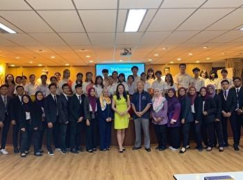 ประมวลภาพบรรยากาศโครงการ UiTM Cultural Affairs Programme 25 - 28 August 2019